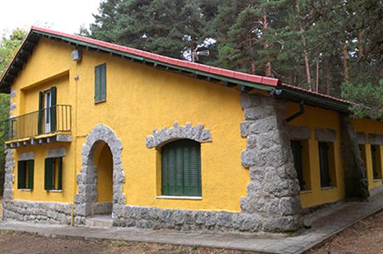 Casa Albergue El Espinar