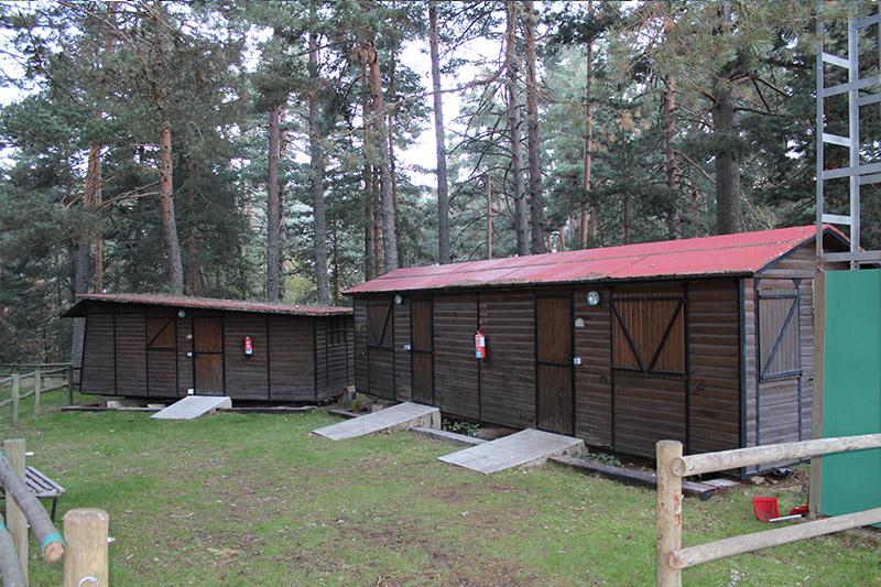 chozas-campamento