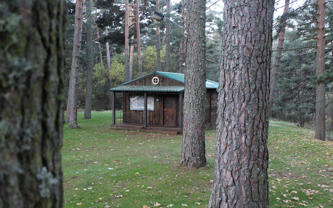 Los escenarios de «La llamada» permanecerán en el Campamento Alto del León